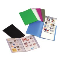 Display Book Transparent A4
