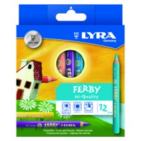 Lyra Super Ferby Laquered