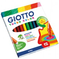Giotto Turbo Color 12